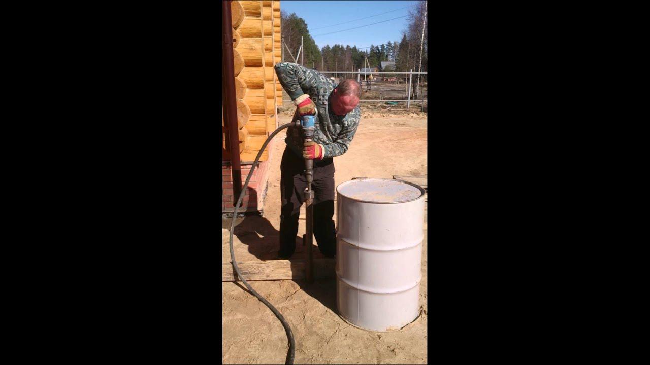 Как быстро пробурить скважину
