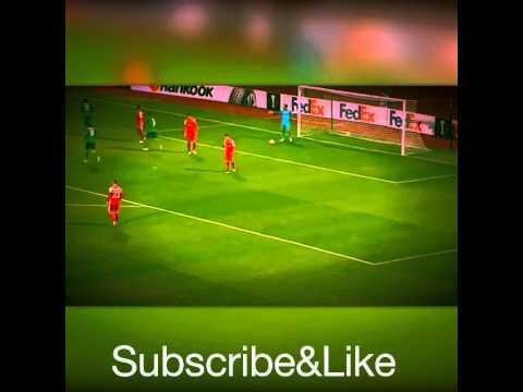 Skenderbeu (Albania) vs. Lokomotiv Moscow 0:3 All Goals & Highlights 2015/16 Europa League