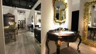 Mobili bagno made in Italy - Bianchini & Capponi - ViYoutube.com