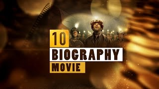 Top 10 Biography Movies Part 6 | Quick Up MOVIE