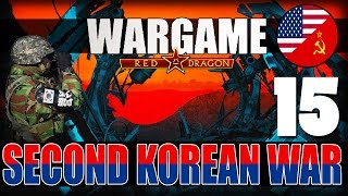 Wargame: Red Dragon -Campaign- Second Korean War: 15