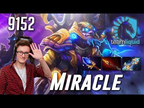 Miracle Tinker [Pew, pew, pew pew pew!] - 9152 MMR - Dota 2 Patch 7.07