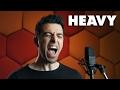 Linkin Park ft. Kiiara - Heavy   Rock Cover