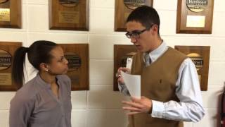 NJIT WBB Pregame Interview at Fairleigh Dickinson