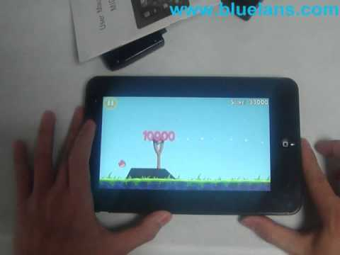 mid e18mid 7 inch with 0.3mp camera android 2.2 tablet pc