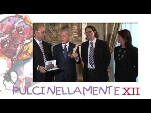Pulcinellamente - Premio a Gianni Letta