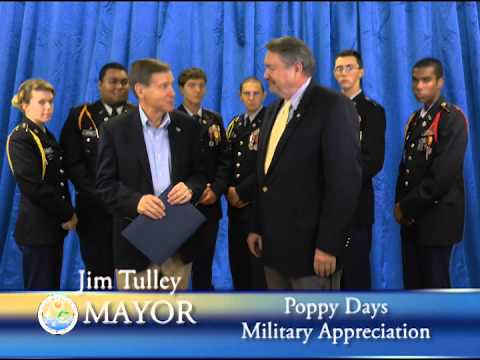 Proclamation Military Appreciation May 8, 2014