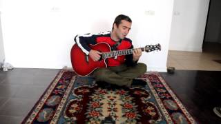 Eden Ahbez - Nature Boy (cover by Arthur Manukyan) - Carpet Sessions