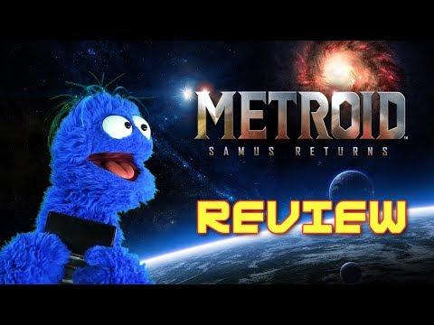 Metroid: Samus Returns Review │ Metroidin' On Another Level
