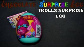 Trolls Surprise Egg