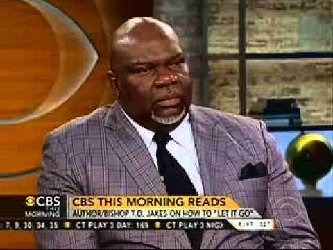 CBS This Morning - Bishop Jakes
