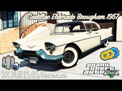 Cadillac Eldorado Brougham 1957 v1.1