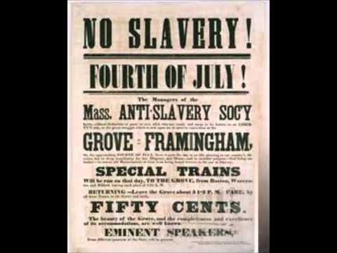 American Anti Slavery Society