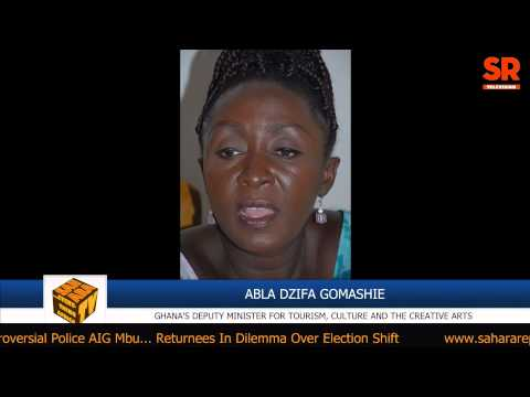 Ghanaian Deputy Minister of Tourism Makes The Case For National Chocolate Day