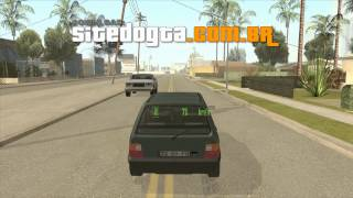 Mod cleo para trocar marcha no GTA San Andreas
