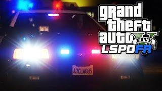 GTA 5 LSPDFR SP #4 - End of Watch