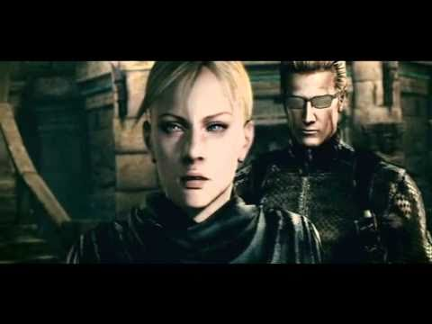 Albert Wesker is a Smooth Criminal
