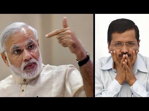 Kejriwal's radio drama asks PM to give Delhi Police to him