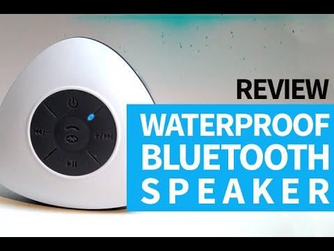 Review: Waterproof Bluetooth Speaker AVANCA