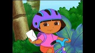 Dora the Explorer - Boots First Bike