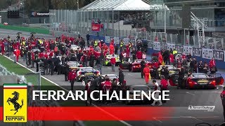 Ferrari Challenge 2018 - Coppa Shell - World Final Race at Monza