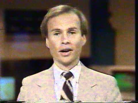 KTVI Channel 2 News St. Louis Broadcast 1986