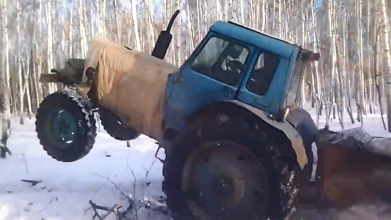 Смотреть відео тракторів 8 фотография