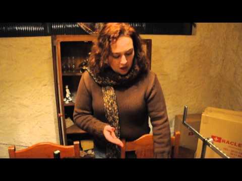 Raclete Suiça- Culinária Típica Suiça feita com raclete similar fabricada no Brasil - Parte 1