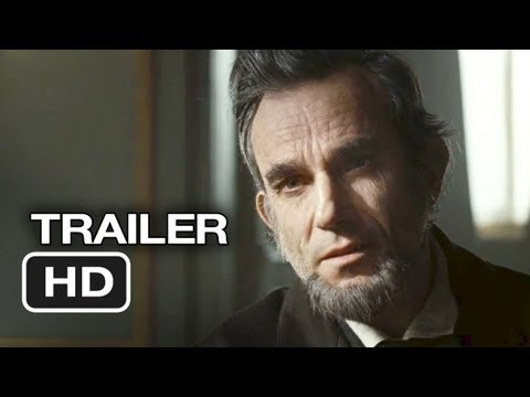 Trailer do filme 'Lincoln'