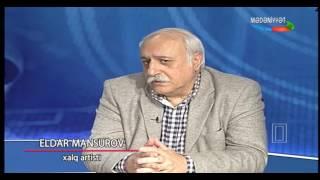 Eldar Mansurov & Mubariz Tagiyev AzTV-də (2 dekabr 2016)