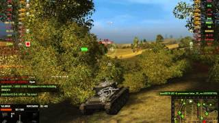 World of Tanks - M24 Chaffee