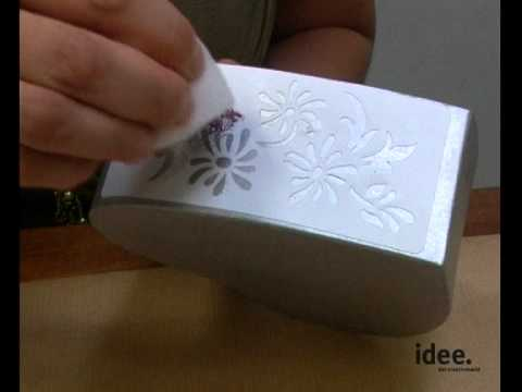 idee. Tipp Nr. 026 – Flüssiges Edelmetall zum Verzieren