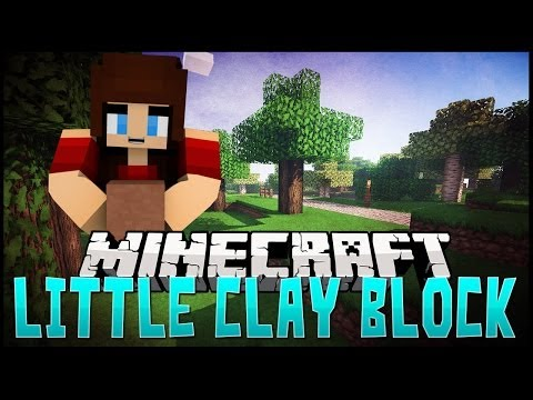 Minecraft 1.8 Maps The Little Clay Box