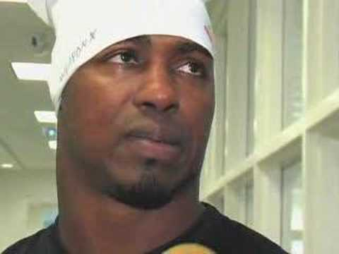Brian Dawkins Interview Video