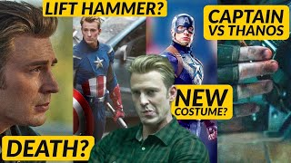 Captain America Role In Avengers Endgame Explained in Hindi (Tribute) ||SUPER INDIA||