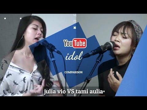 Download prank!!! parodi indonesian idol  tami aulia cover vs julia vio cover  Mp4 baru