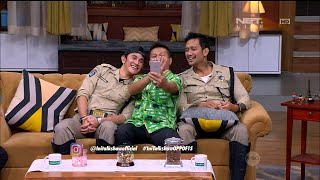 Mang Saswi Berhasil Ajak Cast Warkop DKI Reborn Buat Selfie - Ini Talkshow 26 Agustus 2016