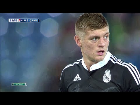 Toni Kroos vs UD Almería (A) 14-15 720p HD