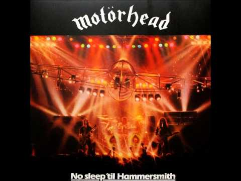 Motörhead - Stay Clean (No Sleep 'til Hammersmith)