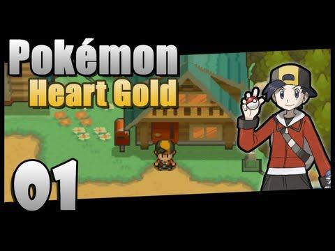 Guida Pokemon Heart Gold Parte 1 Ritorno al Passato