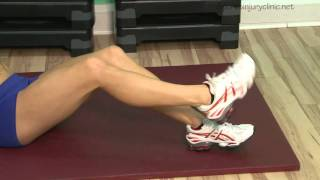 Core Strengthening VSIC  - Toe Pointing
