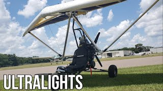 Ultralights Are More Fun To Fly