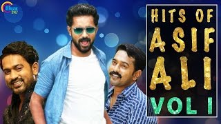 Asif Ali Top hit Songs | Top Malayalam nonstop songs of Asif Ali | Audio Jukebox