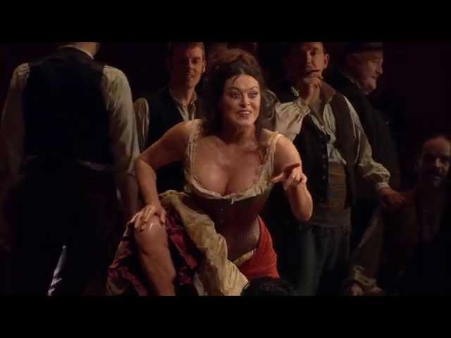 Carmen: Habanera (The Royal Opera)