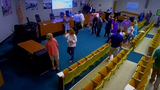 City of Parkersburg ,WV Council Meeting