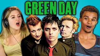 Download Lagu TEENS REACT TO GREEN DAY Gratis STAFABAND