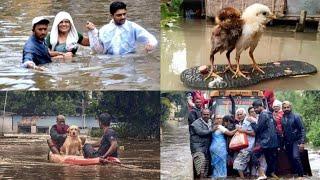 एक मदतीचा हात - Maharashtra Flood | कोल्हापूर सांगली महापूर Kolhapur Sangli Flood 2019