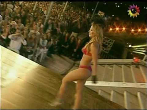 Jessica Cirio en el Mar del Plata Moda Show 2010