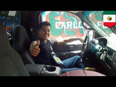 Mexican na lalake, nabaril ang sarili habang kumukuha ng selfie!