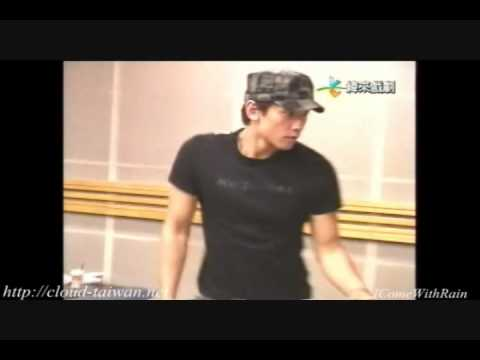 Rain Bi Dancing To Rainism In Studio